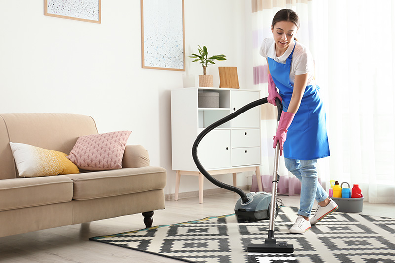 Weekly Domestic Cleaning
